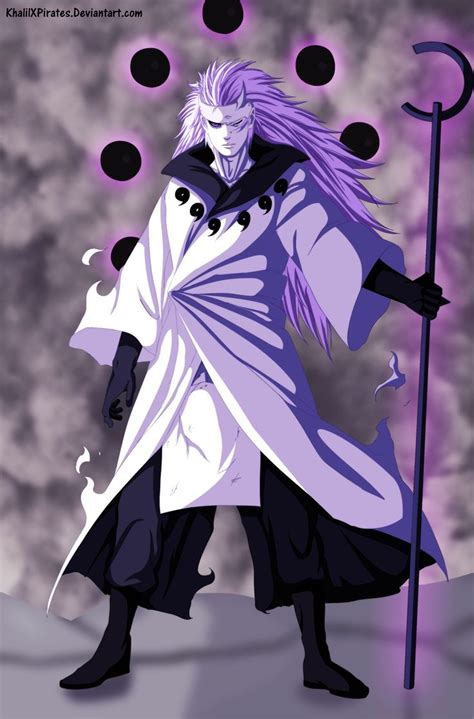 naruto  madara sage   paths  khalilxpirates