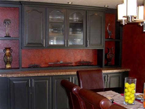 black kitchen cabinets with walls modern kitchen black kitchen cabinets with walls 9297