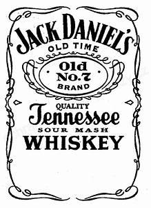Images of Jack Daniels Label images