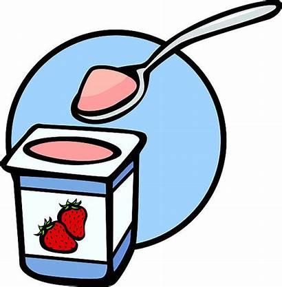 Yogurt Clipart Strawberry Yoghurt Illustration Joghurt Fruit