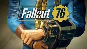 Fallout 76 Will Be An Online Survival RPG
