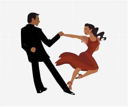 Salsa Dance Dancing Latin Clipart Ballroom Tango
