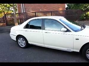 Rover 75 Endschalldämpfer : 2000 rover 75 cdt in white for sale on gumtree youtube ~ Kayakingforconservation.com Haus und Dekorationen