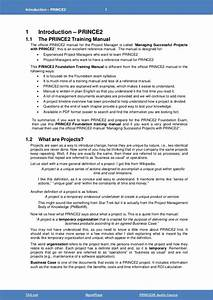 training manual template tryprodermagenixorg With project handbook template