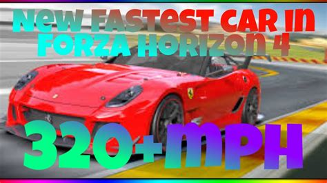 If so, share the love by sharing the article, subscribing or chucking a few pounds my way via patreon. New fastest car in forza horizon 4 || BEST TUNE - YouTube