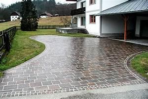 Platten Für Einfahrt : natursteinbel ge natursteinplattenbelag egli gartenbau ag uster ~ Sanjose-hotels-ca.com Haus und Dekorationen
