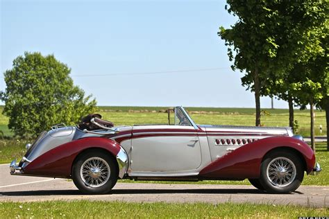 Delahaye 135 For Sale by Delahaye 135 M Cabriolet For Sale