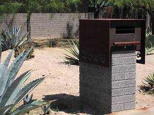 Smart Ideas for Old Mailbox Post IdeasCapricornradio Homes