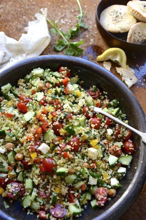 tabbouleh inspired bulgur wheat salad bibbys kitchen