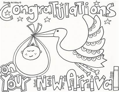 Coloring Shower Printable Congratulations Boy Card Printables