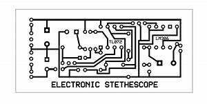 The Development Of Low Cost Electronic Stethoscope   Fyp