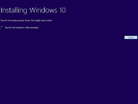 how to install anniversary update from an iso