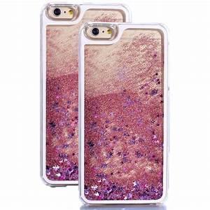 Coque Rose Iphone 6 : coque liquide iphone 6 6s paillettes roses 9 99 ~ Teatrodelosmanantiales.com Idées de Décoration