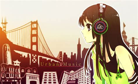 Anime Art Music Anime Music Wallpapers Wallpaper Cave