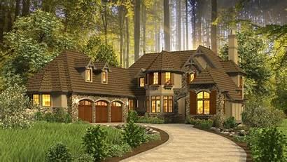 Rivendell Plan Plans Manor Storybook Floor Cottage