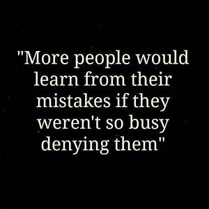 Mistakes In Life Quotes. QuotesGram