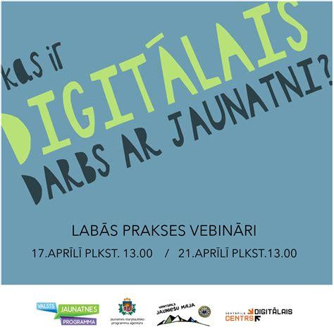 Notiks apmācības par digitālo darbu ar jaunatni - Izglītības pārvalde