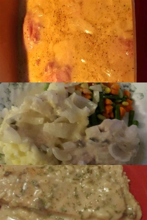 Pork chop recipes meat recipes cooking recipes recipies sausage recipes yummy recipes baked pork chops and rice recipe tasty yummy food. Baked Pork Chop With Lipton Onion Soup / Recipe For Pork Chops With Lipton Onion Soup Mix ...