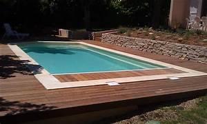 Tour De Piscine Bois : contour de piscine en bois ipe a calas en 2011 parquet et ~ Premium-room.com Idées de Décoration
