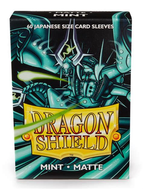 Customize your very own sleeves. Dragon Shield Small Sleeves - Matte Mint :: High Quality YuGiOh Card Sleeves x60:: Unicorn Cards ...