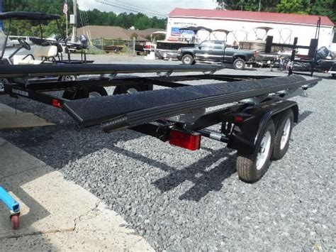 Pontoon Boats For Sale In Lake Wylie Sc by New 2016 Road King Pontoon Trailers Clover Sc 29710
