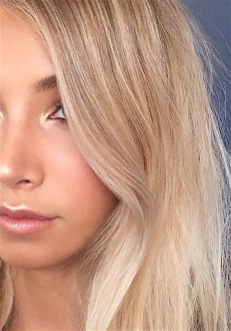 Blond Beige  la Couleur Qui Marquera la Nouvelle Saison | Coiffure simple et facile