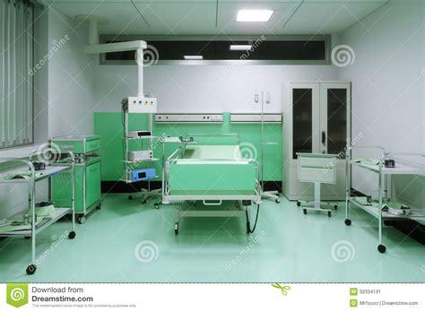 vide chambre lit vide dans une chambre d 39 hôpital image stock image