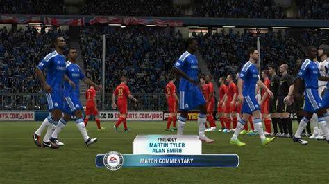 FIFA 12 - Chelsea vs Bayern Munich UCL 2012 Final - YouTube