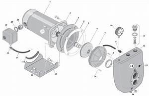 Parts For Sta Rite Pump Model   Sle