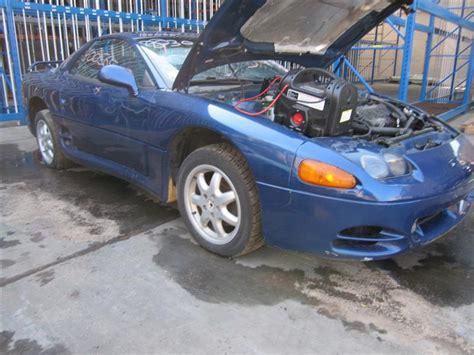 Mitsubishi 3000gt Parts by Parting Out A 1995 Mitsubishi 3000gt Stock 100565