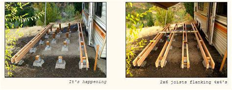 awesome rv deck design ideas   build  deck
