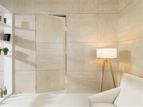 ultra thin wall tiles with travertine effect xlight