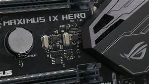 Asus Maximus Ix Hero Rog Z270 Kaby Lake Motherboard