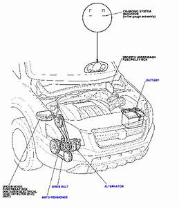 32 2006 Honda Pilot Serpentine Belt Diagram