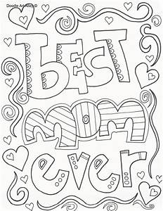 Mothers Day Coloring Pages - coloring.rocks!