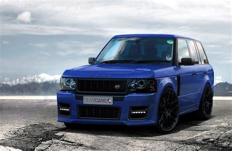 Onyx Range Rover Vogue