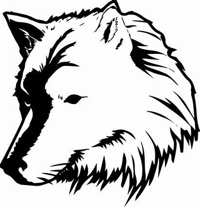 Wolf Svg Icon Head Icons Animal Wild