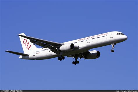Photo Omni Air International Boeing 757-2Q8