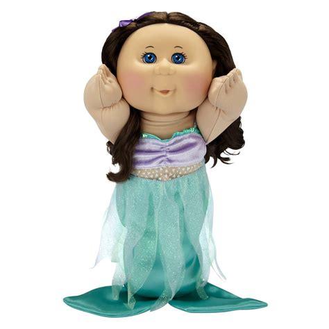 Amazon com: Cabbage Patch Kids Doll Mermaid Caucasian