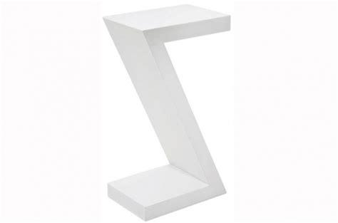 table d appoint laque blanc table d appoint blanche laqu 233 z tables d appoint pas cher