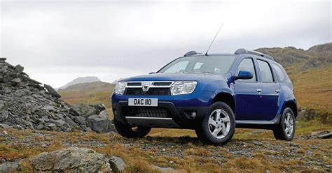 Used Dacia Duster Review