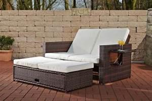 Rattan 2 Sitzer : rattan 2 sitzer sofa online bestellen bei yatego ~ Whattoseeinmadrid.com Haus und Dekorationen