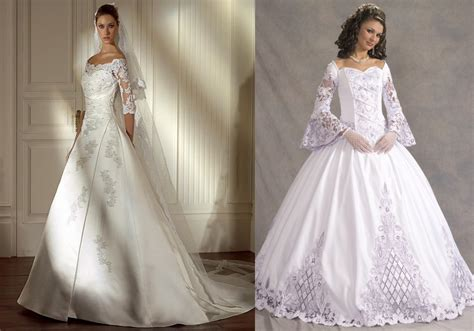 Wedding Dress Styles : Be A Cinderella With Classic Wedding Dress Style