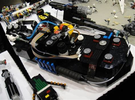 Lego Proton Pack by Ten Diy Ghostbusters Packs Recyclenation