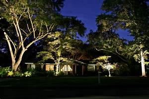 Led light design exciting landscape lights
