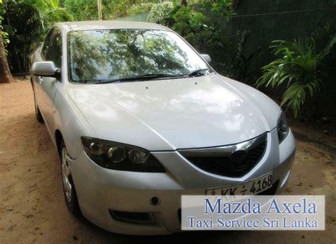 Vehicle Types Are Available » Taxi Service Sri Lanka
