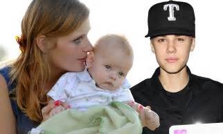 Justin Bieber 'WILL take paternity test' as 1st pictures ...