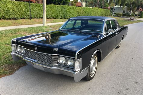 beautiful front doors 1968 lincoln continental 4 door sedan 206100
