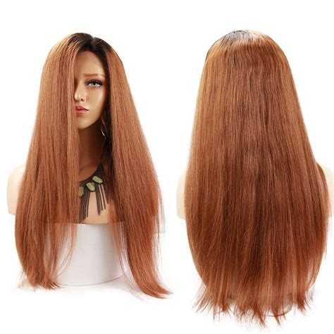 Eseewigs Blonde Ombre Human Hair Lace Front Wigs For Black