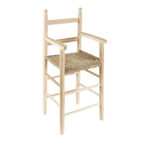 chaise pour bébé chaise haute enfant bois margaux 4451